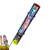 Lichtschwert Romeinse lichtbatterij met 126 schoten + knisperend effect van NICO - Pyrodoctor Vuurwerk Online Shop