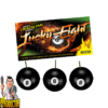 Lucky Eight 3er Pack Cracklingbälle + Mega Knatter-Effekt von NICO - Pyrodoctor Feuerwerk Online Shop