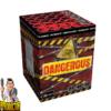 Dangerous Feuerwerksbatterie mit 25 Schuss + Roter Aufstieg mit Blinksternen von Xplode - Pyrodoctor Feuerwerk Online Shop