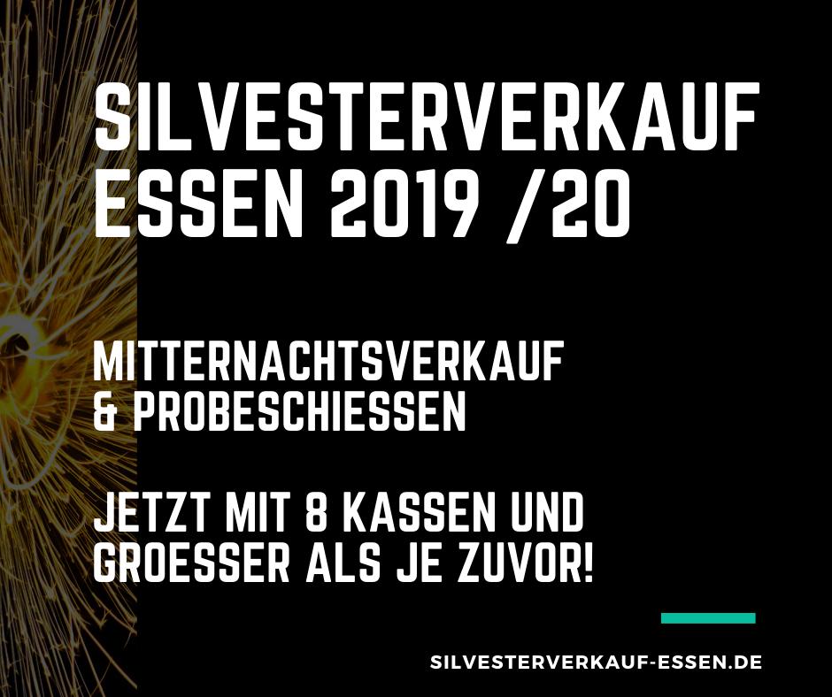 Der größte Lagerverkauf von Feuerwerk und Pyrotechnik in NRW 2019 20 - Silvesterverkauf Eishalle Essen-West - Pyrodoctor Shop