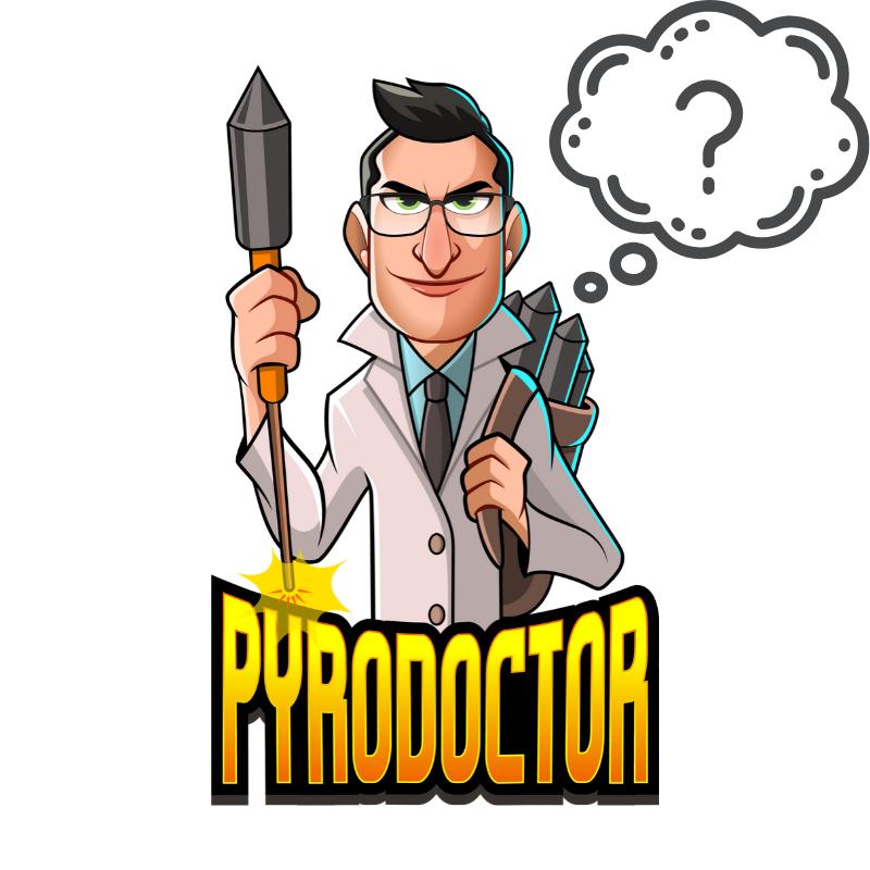 FAQ - Häufig gestellte Fragen zum Pyrodoctor Feuerwerk Abholshop