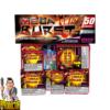 Mega Burst China Knall assortiment + vuurwerk pakket met 50 afzonderlijke onderdelen van Weco - Pyrodoctor Vuurwerk Online Shop