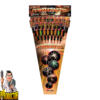 Powercrafter 27-delig raket assortiment + XXL bommenraket set + XXL bomraket set - Pyrodoctor vuurwerk online shop