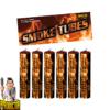 Smoke Tubes Rauchfackeln in Orange – 6er Pack Rauchkörper von NICO - Pyrodoctor Feuerwerk Online Shop