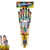 Top Explosion vuurwerk assortiment met raketten + extra groot familiepakket van NICO - Pyrodoctor Vuurwerk Online Shop