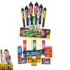 Trend Family 197-Teiliges Feuerwerksortiment + XXL Familiensortiment von NICO - Pyrodoctor Feuerwerk Online Shop