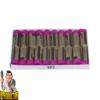 XP3 Zwart poederropetje 20er pakket + groene voorbrander roetkwast van Xplode - Pyrodoctor Vuurwerk Online Shop