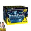 Blue Eyes Feuerwerkbatterie mit 110 Schuss + Extrem lautes Knatterstern Inferno von NICO - Pyrodoctor Feuerwerk Online Shop