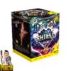 Dragon Shield Feuerwerksbatterie mit 13 Schuss + Crackling Bukett Finale von NICO - Pyrodoctor Feuerwerk Online Shop
