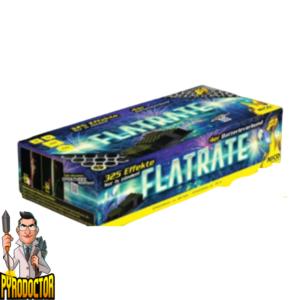 Flatrate Feuerwerk Mehrfachverbund + 4 Batterien mit 325 Effekten von NICO - Pyrodoctor Feuerwerk Online Shop