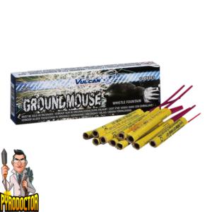 Luftheuler Ground Mouse 10er Paket + Kleine Pfeifffontänen von Vulcan