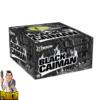 Black Caiman Feuerwerkverbund mit 100-Schuss von Lesli