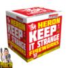 Keep it Strange 14-2 Feuerwerksbatterie mit 12 Schuss + Legendäre Goldbrokats von Heron - Pyrodoctor Feuerwerk Online Shop